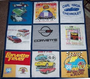 T-Shirt Quilts and more :) | Quilt As You Go