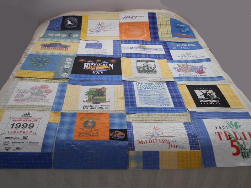 Quilt Class in Palmer, Alaska | Quilt As You Go : t shirt quilt layout - Adamdwight.com