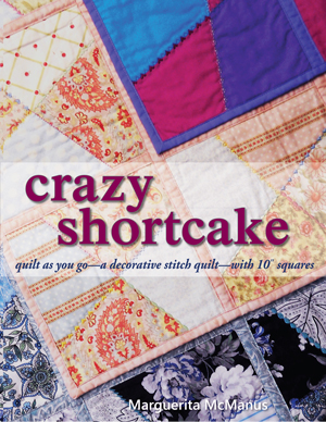 Cover of Crazy Shortcake book